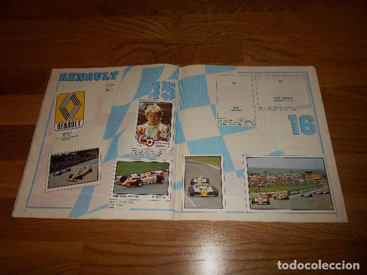 Coleccionismo deportivo: PANINI ALBUM F1 GRAN PRIX FORMULA 1 INCOMPLETO BUEN ESTADO FALTAN 27 CROMOS - Foto 11 - 110263343