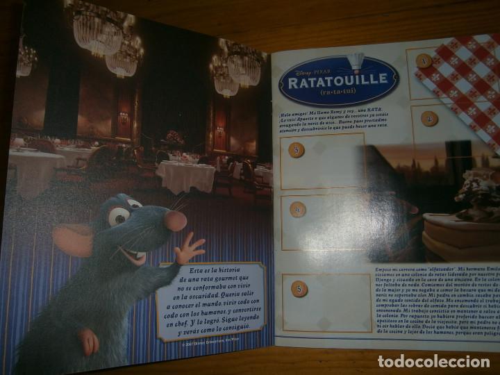 Coleccionismo deportivo: ratatouille ,,,,nuevo - Foto 5 - 113053035
