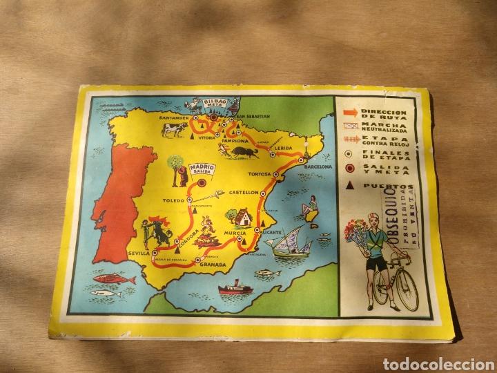 Coleccionismo deportivo: Muy raro album vuelta ciclista España ciclismo 1959 faltan 46 cromos - Foto 2 - 114523592