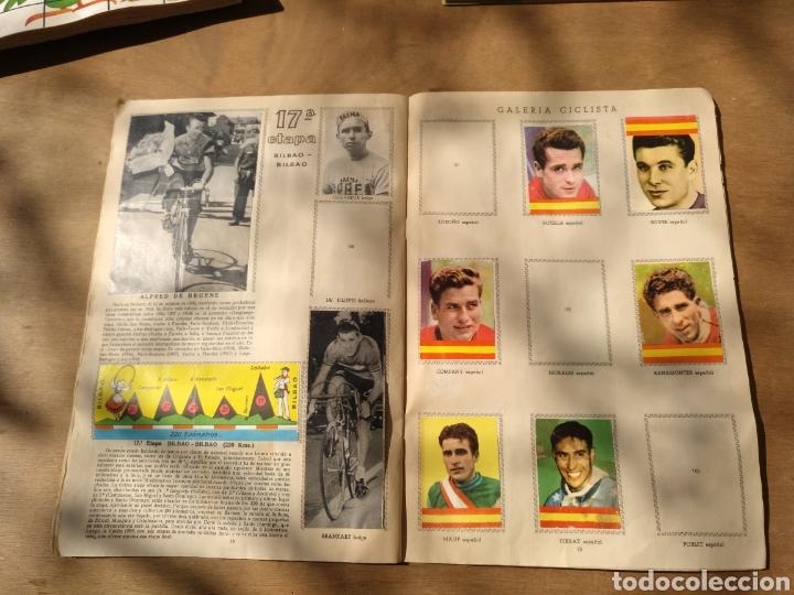 Coleccionismo deportivo: Muy raro album vuelta ciclista España ciclismo 1959 faltan 46 cromos - Foto 4 - 114523592