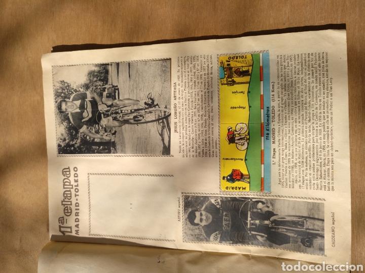 Coleccionismo deportivo: Muy raro album vuelta ciclista España ciclismo 1959 faltan 46 cromos - Foto 5 - 114523592