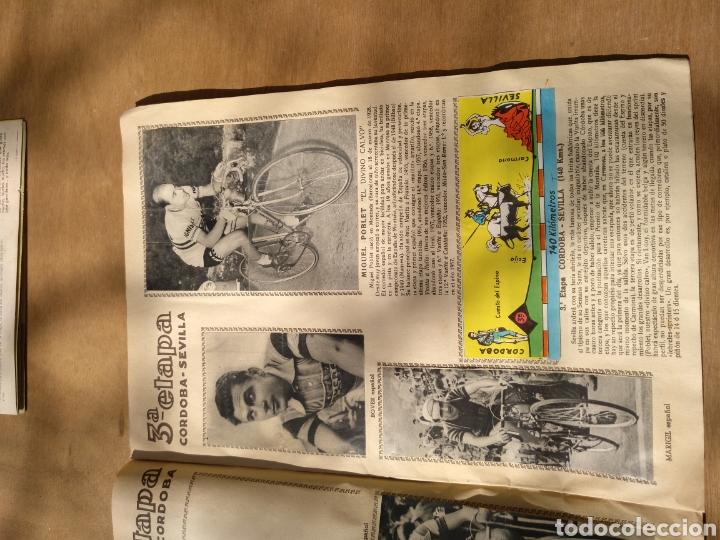 Coleccionismo deportivo: Muy raro album vuelta ciclista España ciclismo 1959 faltan 46 cromos - Foto 6 - 114523592
