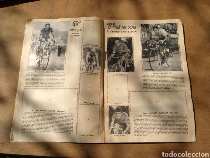 Coleccionismo deportivo: Muy raro album vuelta ciclista España ciclismo 1959 faltan 46 cromos - Foto 7 - 114523592