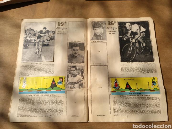 Coleccionismo deportivo: Muy raro album vuelta ciclista España ciclismo 1959 faltan 46 cromos - Foto 8 - 114523592