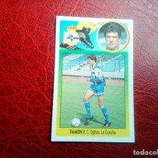Coleccionismo deportivo: RAMON DEPORTIVO ED ESTE 93 94 CROMO FUTBOL LIGA 1993 1994 TEMPORADA - SIN PEGAR - 22 BAJA. Lote 115188467