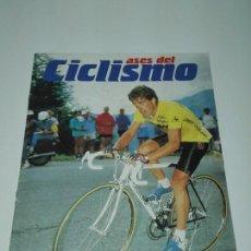 Coleccionismo deportivo: ASES DEL CICLISMO. Lote 116405419