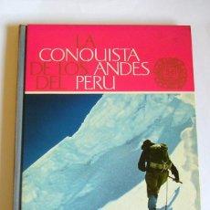 Coleccionismo deportivo: LA CONQUISTA DE LOS ANDES DEL PERU - ALBUM COMPLETO - EDITADO POR NESTLE. 1963. Lote 121087083