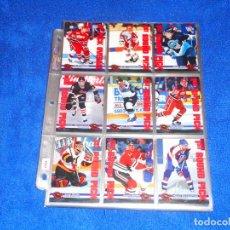 Coleccionismo deportivo: HOCKEY HIELO NHL 1994-95 (CLASSIC GAMES) - COLECCIÓN COMPLETA Y EN EXCELENTE ESTADO. Lote 126084663