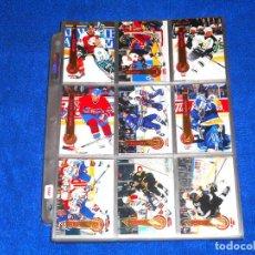 Coleccionismo deportivo: HOCKEY HIELO NHL 1994 (PINNACLE) - COLECCIÓN COMPLETA Y EN EXCELENTE ESTADO. Lote 126084939