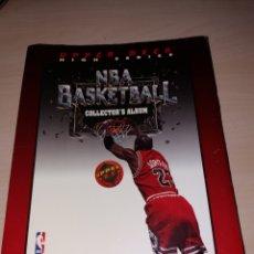 Coleccionismo deportivo: NBA BASKETBALL COLLECTOR'S ALBUM - UPPER DECK - HIGH SERIES - 1992-93. Lote 132505327
