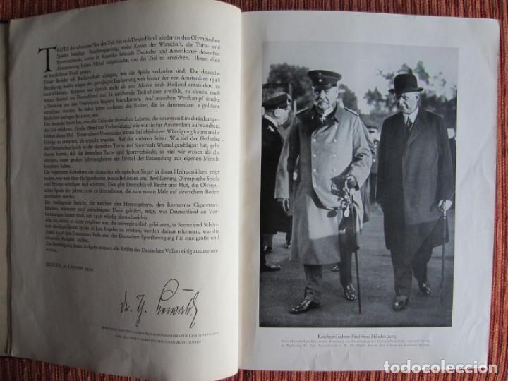Coleccionismo deportivo: 1932-Juegos Olímpicos Olimpiada Los Angeles, álbum con más de 200 cromos. Completo y original. - Foto 3 - 133968246