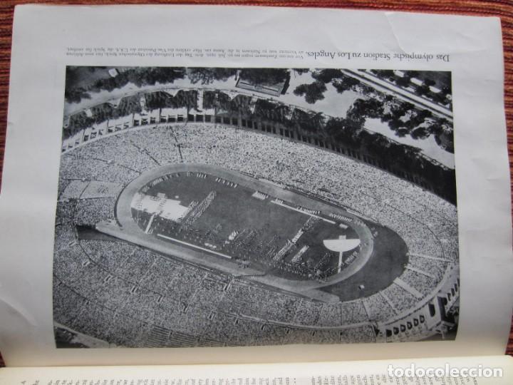 Coleccionismo deportivo: 1932-Juegos Olímpicos Olimpiada Los Angeles, álbum con más de 200 cromos. Completo y original. - Foto 7 - 133968246