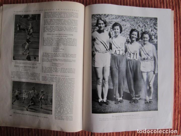 Coleccionismo deportivo: 1932-Juegos Olímpicos Olimpiada Los Angeles, álbum con más de 200 cromos. Completo y original. - Foto 9 - 133968246
