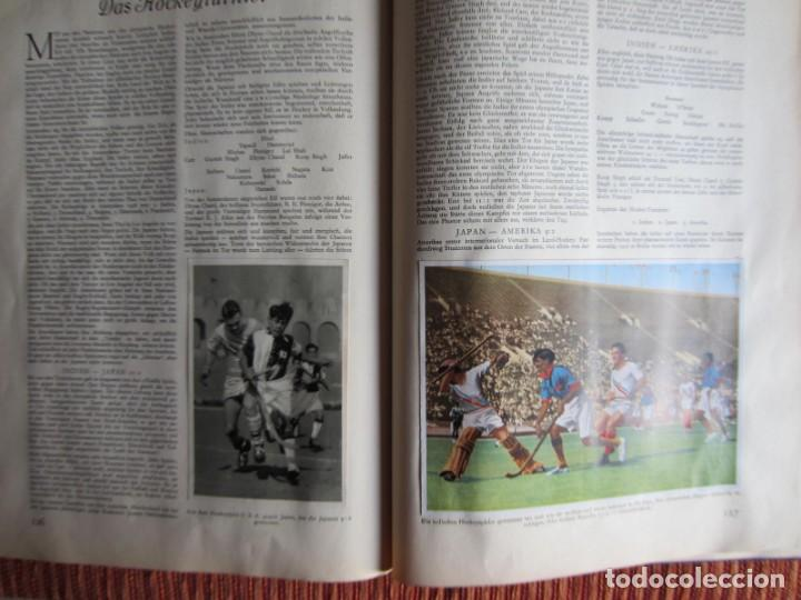 Coleccionismo deportivo: 1932-Juegos Olímpicos Olimpiada Los Angeles, álbum con más de 200 cromos. Completo y original. - Foto 11 - 133968246
