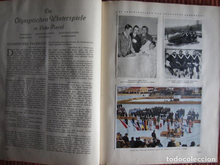 Coleccionismo deportivo: 1932-Juegos Olímpicos Olimpiada Los Angeles, álbum con más de 200 cromos. Completo y original. - Foto 12 - 133968246