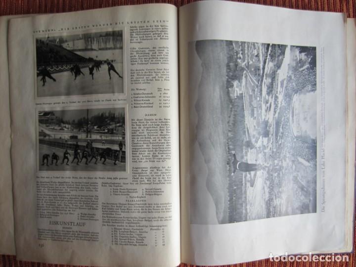Coleccionismo deportivo: 1932-Juegos Olímpicos Olimpiada Los Angeles, álbum con más de 200 cromos. Completo y original. - Foto 14 - 133968246