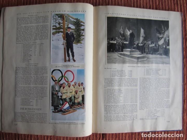 Coleccionismo deportivo: 1932-Juegos Olímpicos Olimpiada Los Angeles, álbum con más de 200 cromos. Completo y original. - Foto 15 - 133968246