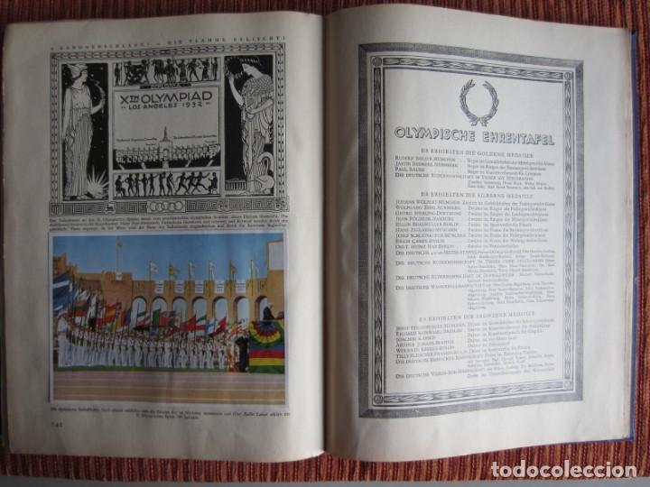 Coleccionismo deportivo: 1932-Juegos Olímpicos Olimpiada Los Angeles, álbum con más de 200 cromos. Completo y original. - Foto 16 - 133968246