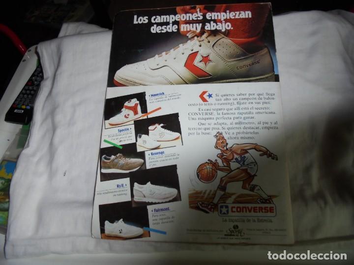 Coleccionismo deportivo: ALBUM CAMPEONATO DE LIGA BALONCESTO 1986-1987 INCOMPLETO FALTAN 112 DE 206 - Foto 9 - 136745494