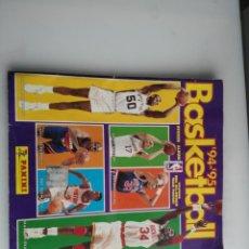 Coleccionismo deportivo: AKBUM DE BALONCESTO NBA 94 95 PANINI. Lote 139440902