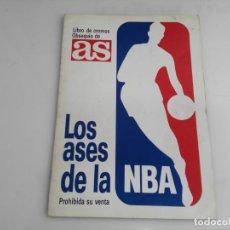 Coleccionismo deportivo: ALBUM DE CROMOS COMPLETO AS LOS ASES DE LA NBA. Lote 140016442