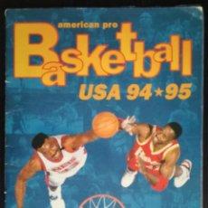 Coleccionismo deportivo: ALBUM BASKETBALL USA 94-95; SL ITALY - COMPLETO. Lote 140340118