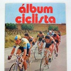 Coleccionismo deportivo: ALBUM 1973 CICLISTA VUELTA ESPAÑA GACETA NORTE SUCHARD. EXCELENTE ESTADO. MERCKX THEVENET FUENTE. Lote 140752834