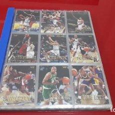Coleccionismo deportivo: COLECCION COMPLETA CARDS NBA BASKETBALL FLEER 1997-1998-KOBE BRYANT. Lote 145297842