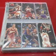 Coleccionismo deportivo: COLECCION COMPLETA CARDS NBA BASKETBALL FLEER 1994-1995. Lote 145298122