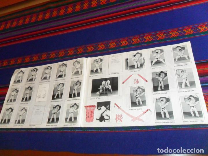 Coleccionismo deportivo: KARATE TÉCNICA Y COMPETICIÓN COMPLETO 158 CROMOS. EDICIONES ARA 1980. BUEN ESTADO Y RARO. - Foto 2 - 148771794