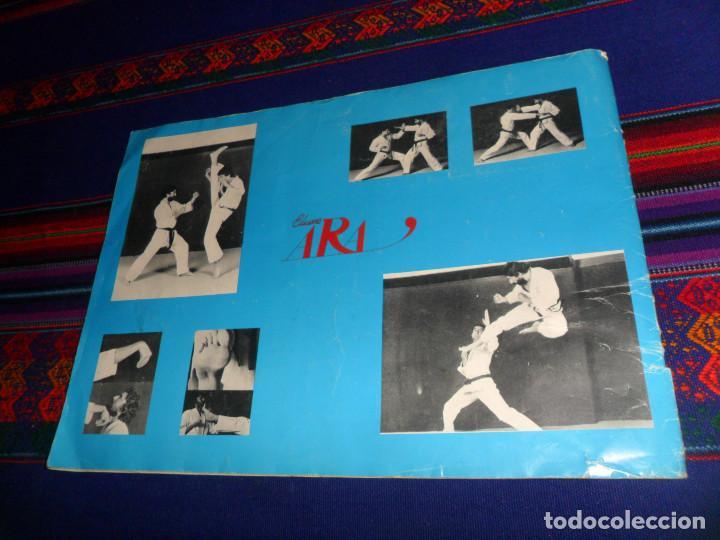 Coleccionismo deportivo: KARATE TÉCNICA Y COMPETICIÓN COMPLETO 158 CROMOS. EDICIONES ARA 1980. BUEN ESTADO Y RARO. - Foto 4 - 148771794