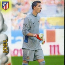 Coleccionismo deportivo: LIGA BBVA OFFICIAL QUIZ GAME COLLECTION 2013 Nº 674 JOEL - AT. MADRID. Lote 151220110