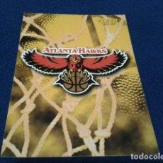 Coleccionismo deportivo: CROMO NBA FLEER 96 - 97 LOGO ( ATLANTA HAWKS Nº 151 ) 1996 FLEER/SKYBOX INT´L PRINTED IN USA. Lote 156750694