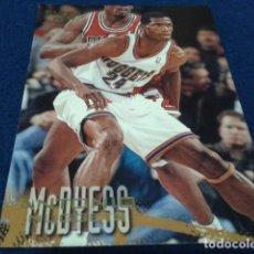 Coleccionismo deportivo: CROMO NBA FLEER 96 - 97 NUGGETS ( ANTONIO MCDYESS Nº 26 )1996 FLEER/SKYBOX INT´L PRINTED IN USA. Lote 156753506