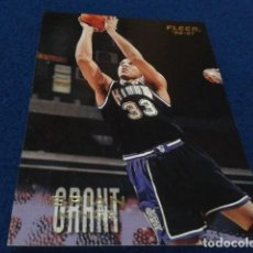 Coleccionismo deportivo: CROMO NBA FLEER 96 - 97 KINGS ( BRIAN GRANT Nº 94 )1996 FLEER/SKYBOX INT´L PRINTED IN USA. Lote 156753778