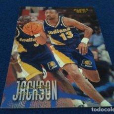 Coleccionismo deportivo: CROMO NBA FLEER 96 - 97 PACERS ( MARK JACKSON Nº 44 ) 1996 FLEER/SKYBOX INT´L PRINTED IN USA. Lote 156756554