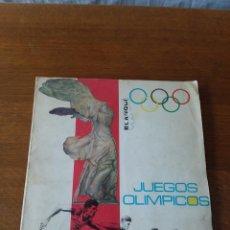 Coleccionismo deportivo: ALBUM JUEGOS OLIMPICOS DIFUSORA DE CULTURA 1968. Lote 156906098
