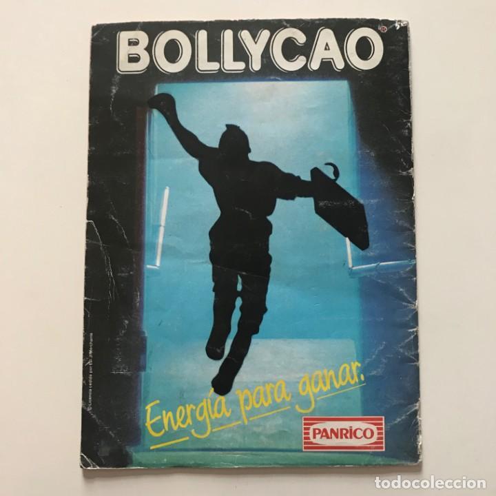 Coleccionismo deportivo: 1989 Álbum de cromos de baloncesto. Contiene 40 de 149 cromos. Basket ACB. Bollycao 23x31 cm - Foto 5 - 159378086