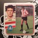 Coleccionismo deportivo: CROMO EDICIONES ESTE TEMPORADA 89-90 LINDE FICHAJE COLOCA NUNCA PEGADO. Lote 159887762