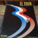 Coleccionismo deportivo: COLECCIÓN COMPLETA 17 LAMINAS Y FICHAS CICLISTAZOS - EL TOUR DE FRANCIA 1995 - CICLISMO EL PAIS. Lote 160087858