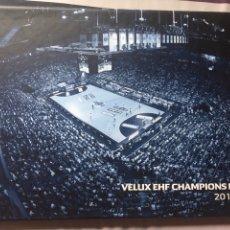 Coleccionismo deportivo: VELUX EHF CHAMPIONS LEAGUE 2011/2012. VÍDEO Y FOTOS ATLETICO DE MADRID. Lote 160347886