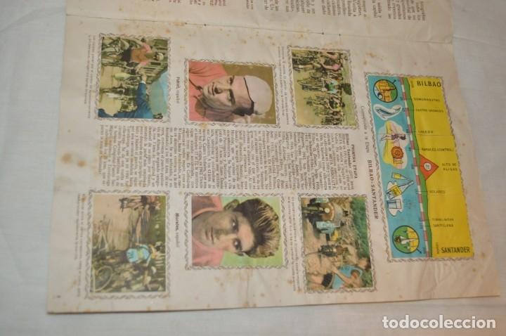 Coleccionismo deportivo: ALBUM FHER - LA VUELTA Ciclista a España 1956 - AÑOS 50 - ¡COMPLETO! - Original VINTAGE - ¡Mira! - Foto 8 - 163785229