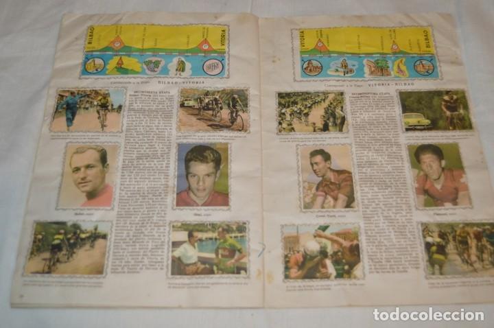 Coleccionismo deportivo: ALBUM FHER - LA VUELTA Ciclista a España 1956 - AÑOS 50 - ¡COMPLETO! - Original VINTAGE - ¡Mira! - Foto 17 - 163785229
