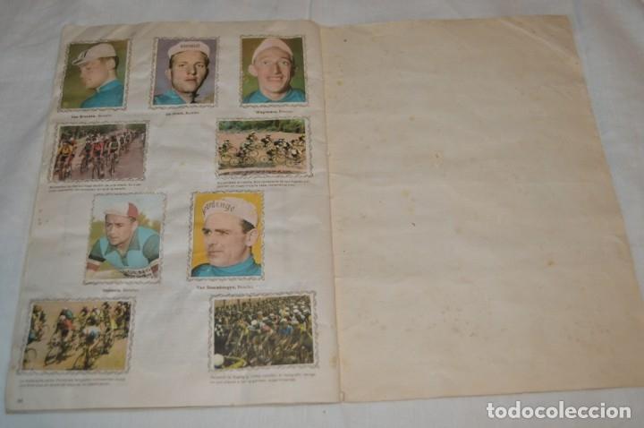 Coleccionismo deportivo: ALBUM FHER - LA VUELTA Ciclista a España 1956 - AÑOS 50 - ¡COMPLETO! - Original VINTAGE - ¡Mira! - Foto 18 - 163785229