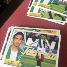 Coleccionismo deportivo: ESTE 03 04 2003 2004 SIN PEGAR BETIS ARZU. Lote 164829532