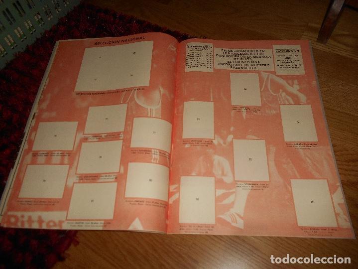 Coleccionismo deportivo: ÁLBUM CAMPEONATO BALONCESTO LIGA 84-85 ED. MERCHANTE 1984 VACIO - Foto 5 - 165098894
