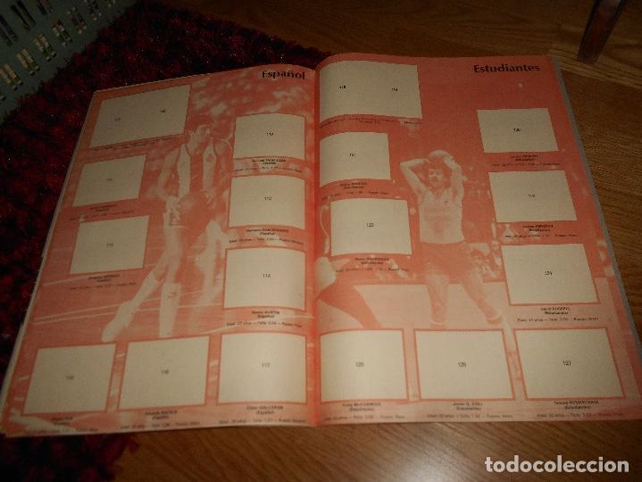 Coleccionismo deportivo: ÁLBUM CAMPEONATO BALONCESTO LIGA 84-85 ED. MERCHANTE 1984 VACIO - Foto 6 - 165098894