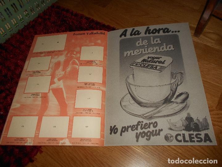 Coleccionismo deportivo: ÁLBUM CAMPEONATO BALONCESTO LIGA 84-85 ED. MERCHANTE 1984 VACIO - Foto 8 - 165098894