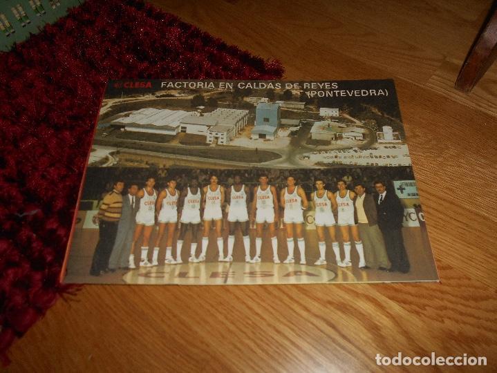 Coleccionismo deportivo: ÁLBUM CAMPEONATO BALONCESTO LIGA 84-85 ED. MERCHANTE 1984 VACIO - Foto 9 - 165098894