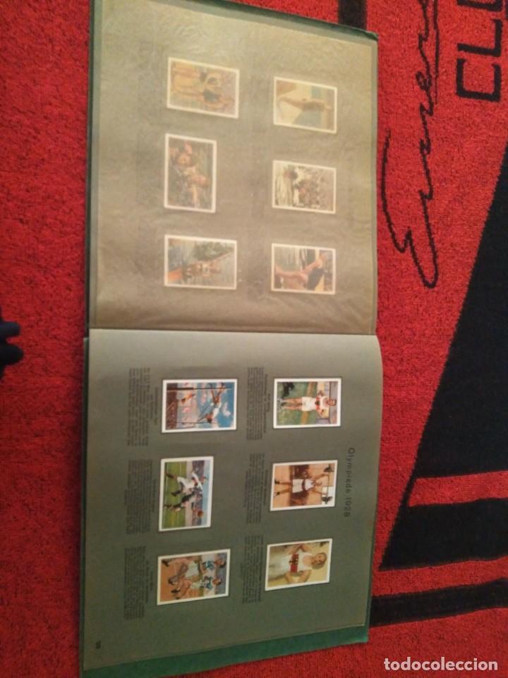 Coleccionismo deportivo: Artículo extraordinario. Álbum cromos Juegos Olímpicos JJOO 1928. Sociedad, cultura y deporte. - Foto 17 - 166161490